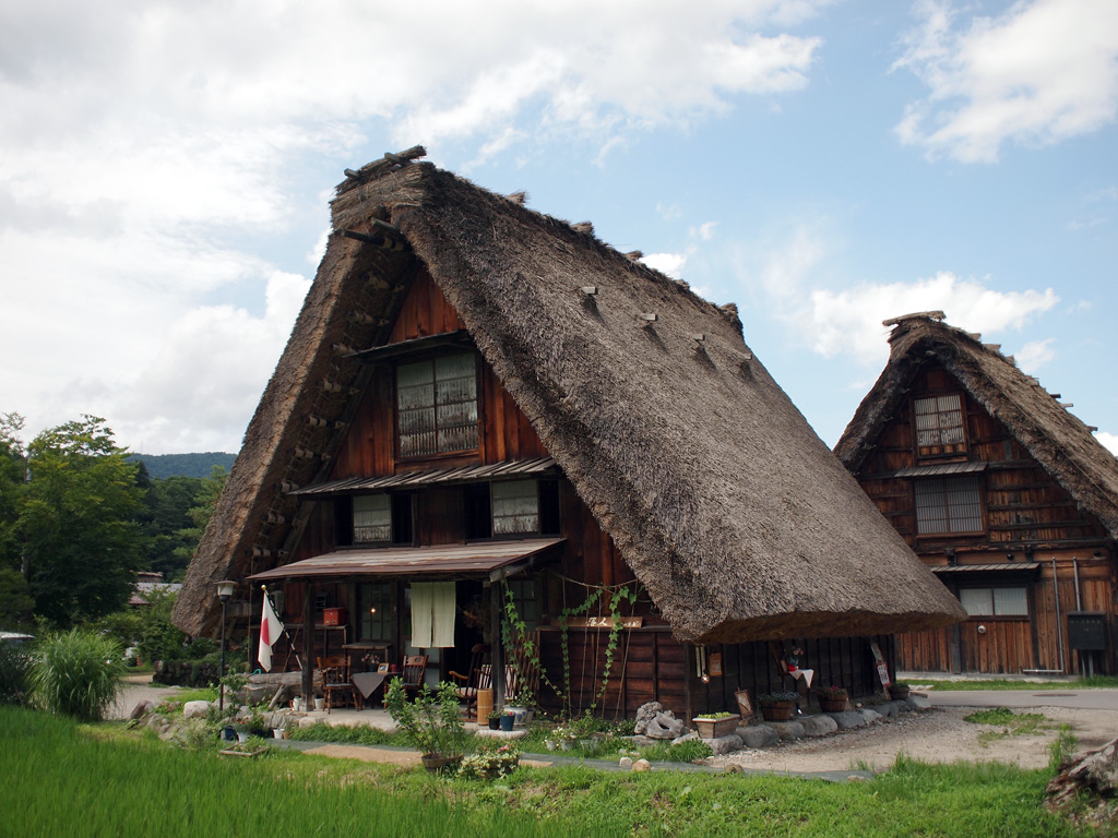 Shirakawa-go Historic Village by E-P1 (5)
