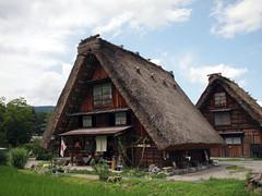 Shirakawa-go Historic Village by E-P1 (5) (double-h) Tags:  gifu zuiko unescoworldheritage shirakawago worldheritage ep1 historicvillage 17mm   17mmf28  gasshozukuri gasshzukuri   mzuiko pancakelenz