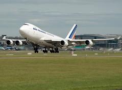 F-GIUD Boeing 747-428ERF (Irish251) Tags: ireland dublin cargo boeing dub airfrance freighter 747400 dublinairport eidw fgiud 747428erf