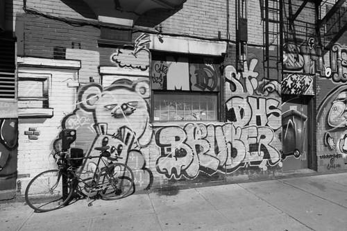 Backstreet Bike