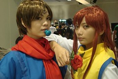 Jericho and Dennis (Nochi Corleone) Tags: cosplay ghostfighter