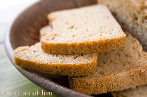 New Gluten-Free Bread Recipe that Rocks!