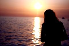 Waiting... (Mihael.Mafy) Tags: sunset croatia rovigno rovinj cura istria hrvatska zalazaksunca kroatie istra zalazak djevojka sunce ljubav kroatija istriani dijevojka istrarovinjzalazak hrvatsca
