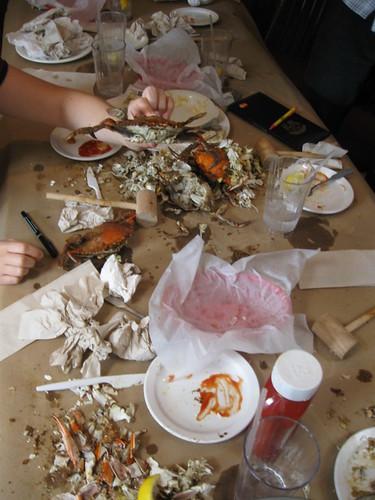 Baltimore crab massacre