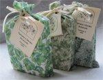 Aloe & Herbs - handmade artisan soap - three bar collection