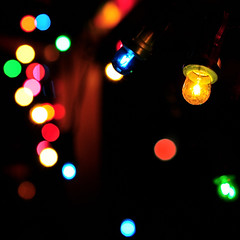 Bokeh Fun (christian.senger) Tags: travel light night digital turkey geotagged nikon asia bokeh chainoflights d300 nikoncapturenx2 christian_senger:year=2009