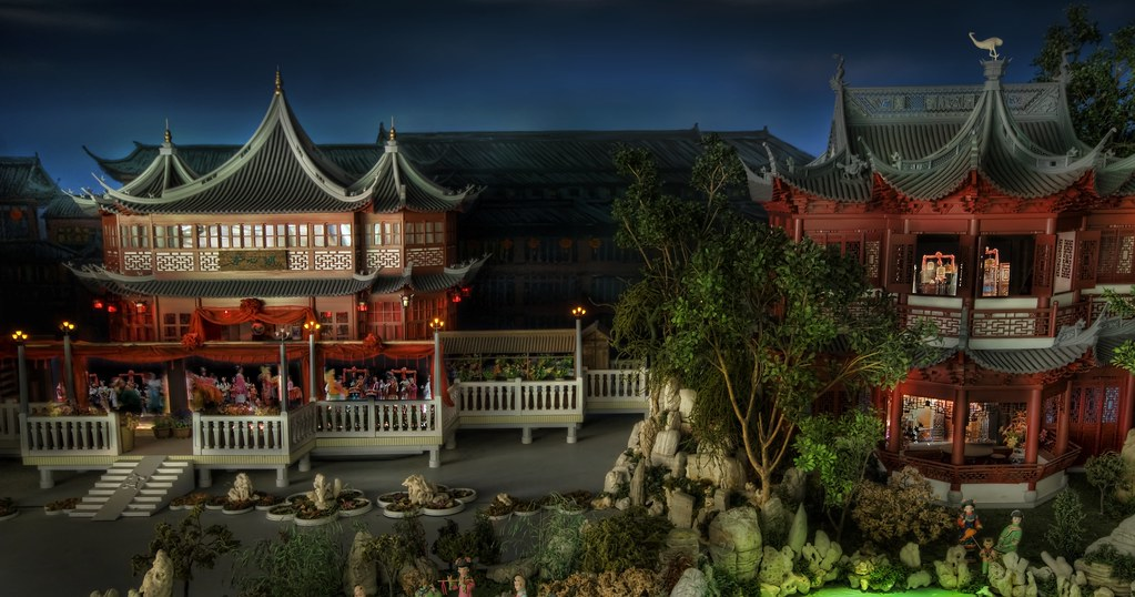 The Curious Old Chinese Village