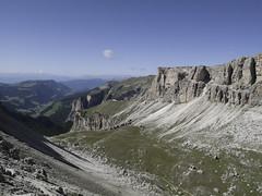 Trekking in Val Chedul, Val Gardena, Dolomiti