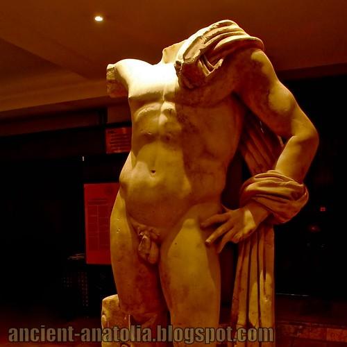 Ankyra Hermes at the Museum of Anatolian Civilizations at Ankara