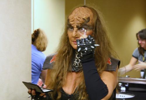 Klingon Lady