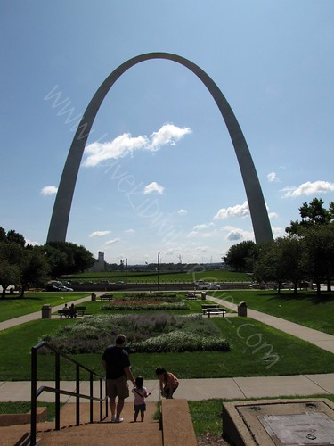 Gateway Arch,St. Louis, Missouri