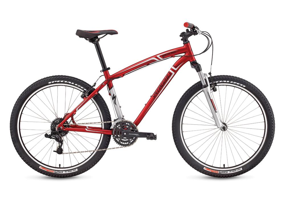 Hardrock Sport Red