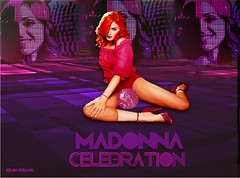 Madonna - Celebration (KevinSpears•HeyHorace) Tags: dance kevin floor spears madonna hey celebration dancefloor horace confessions