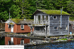 Floating Loggers Camp (Birdman of El Paso) Tags: camp alaska texas tx floating joe el lila explore paso ketchikan birdman loggers grossinger impressedbeauty