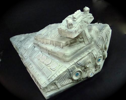 star destroyer cake back