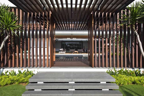 rumah modern minimalis, Modern House Design