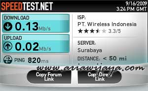 Sebelum Internet Cell Boost Lite