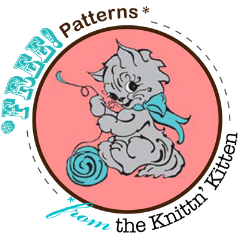 Free Patterns from the Knittn Kitten!