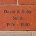 David & Robin Smith 1976 - 1980