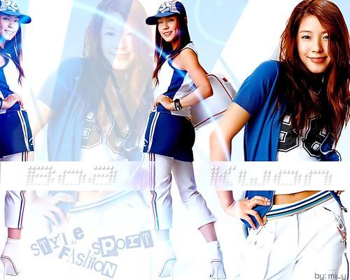sport BoA Kwon