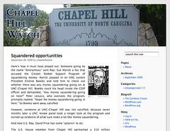 Chapel Hill Watch