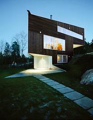Triangle House by Jarmund/Vigsnæs AS Architects MNAL