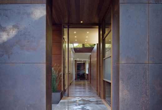 Wheeler Residence High End Contemporary Home Design From