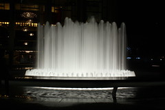 The Highly Valuable Non-Copyrighted Lincoln Center Fountain (maisa_nyc) Tags: newyork fountain lincolncenter