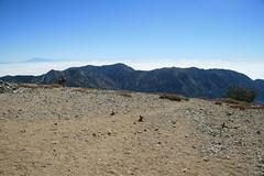 Telegraph, Cucamonga and Ontario Peaks