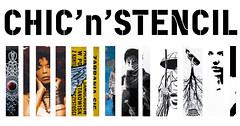 CHIC'n'STENCIL (Tian (Chris a.k.a)) Tags: street urban streetart paris france art painting stencil paint contemporary tian exhibition spray peinture exposition aerosol bombe pochoir contemporain stencilhistoryx †ian itinerrance