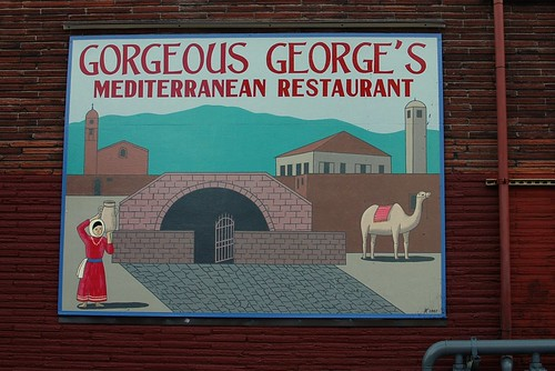 Gorgeous George's