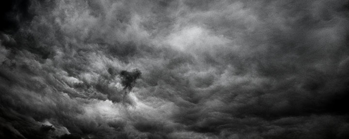 Photography - Stratocumulus Opacus Panorama by Nicholas M Vivian