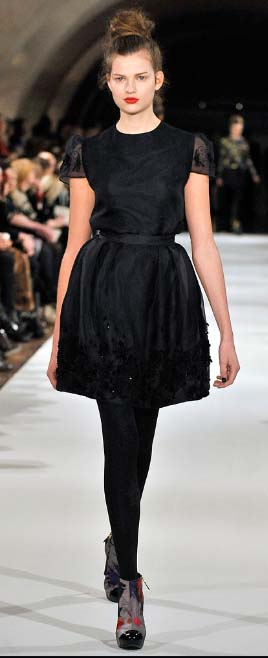 Erdem dress 4 Fall 2009