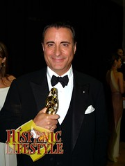 Andy Garcia 2007 Alma Awards (Hispanic Lifestyle) Tags: andy garcia 2007almaawardshispaniclifestyle