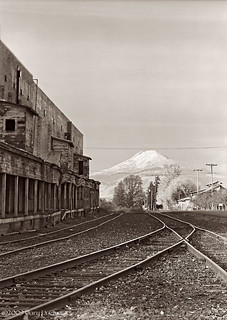 Along the Tracks, Hood River