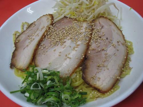 いごっそ(つけ麺)@大和高田市-05