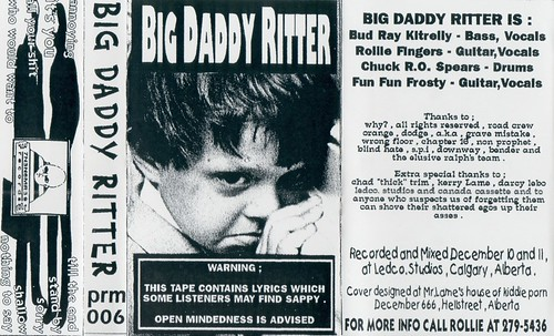 Big Daddy Ritter