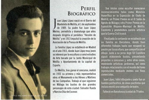 Centenario Juan López López 1909-2009