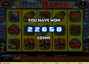 baron slot machine free play