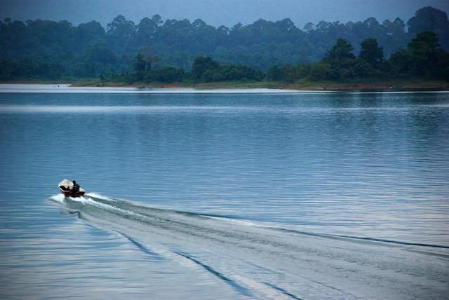 Malaysia - Terengganu - Tasik Kenyir