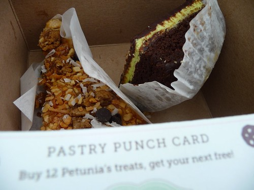 Petunia's Pastry Punch Cards!