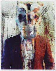 herr heimer (Benjamin Goss) Tags: color 120 darkroom francis bacon hasselblad cropped medium format cprint ra4 autaut twonegatives benjamingossphotography