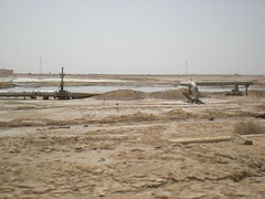 Oil Industry in Fao Peninsula, Iraq