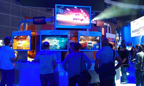 Need for Speed: The Run  E3 2011