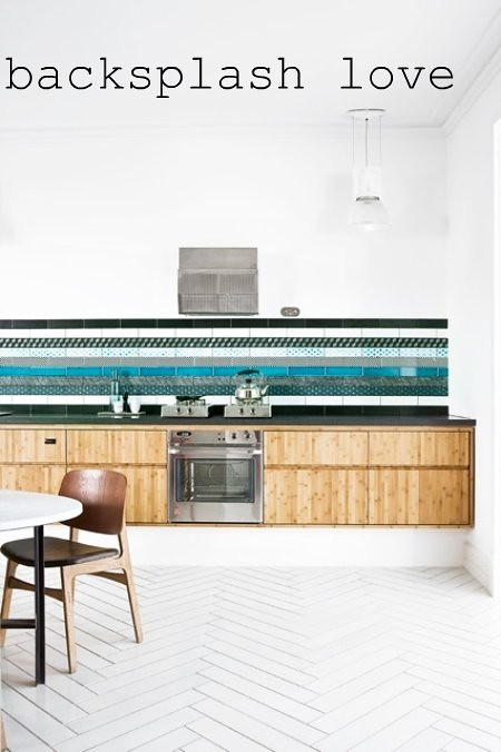 Backsplash love