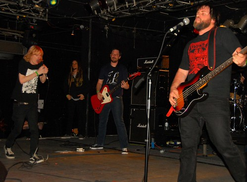 Extortion at Maryland Deathfest IX