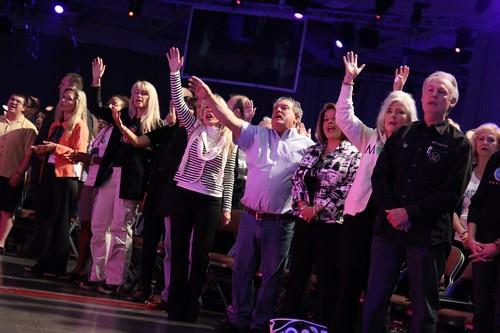 Imagine 2011 SLC, Utah Sunday Service