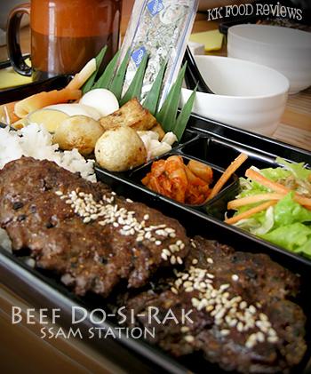 Beef Do-Si-Rak