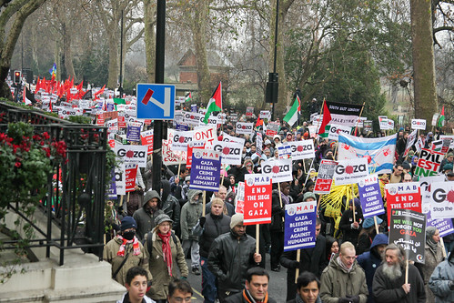 Gaza Peace Demo