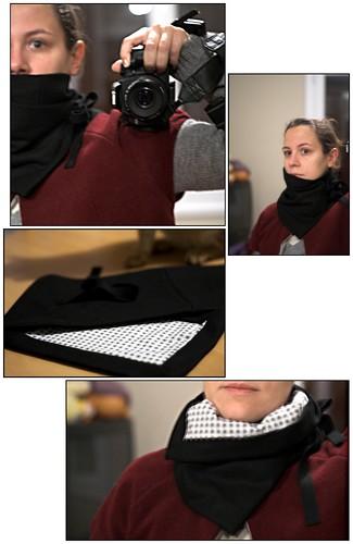 écharpe japonaise